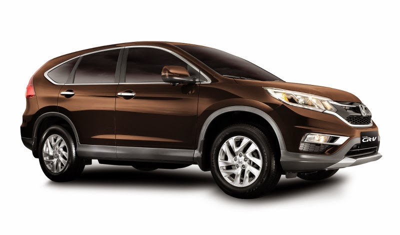 CR-V 2.4 SX Gold Brown Metallic Limited Edition