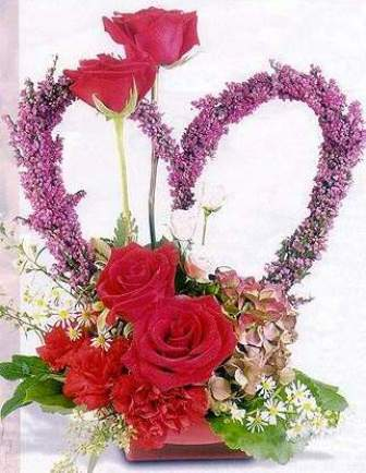 Latest valentine flowers wallpapers for desktop - Valentine s day flower wallpaper ...