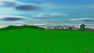Papéis de Parede Windows 8.1  Cliques Diversos