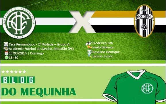 América quer sua primeira vitória na Taça Pernambuco de Society