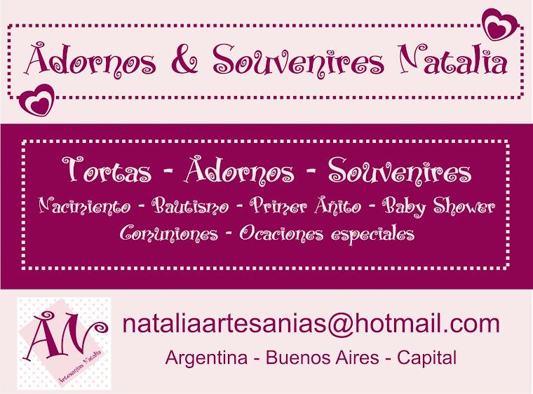 ADORNOS & SOUVENIRES NATALIA