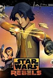 Assistir Star Wars Rebels 3 Temporada Dublado e Legendado Online