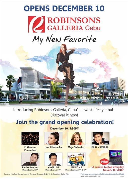 CebuOnlineTV-Robinsons-Galleria-Cebu-City