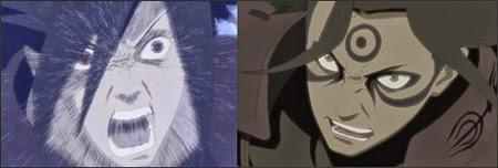 มาดาระ vs ฮาชิรามะ