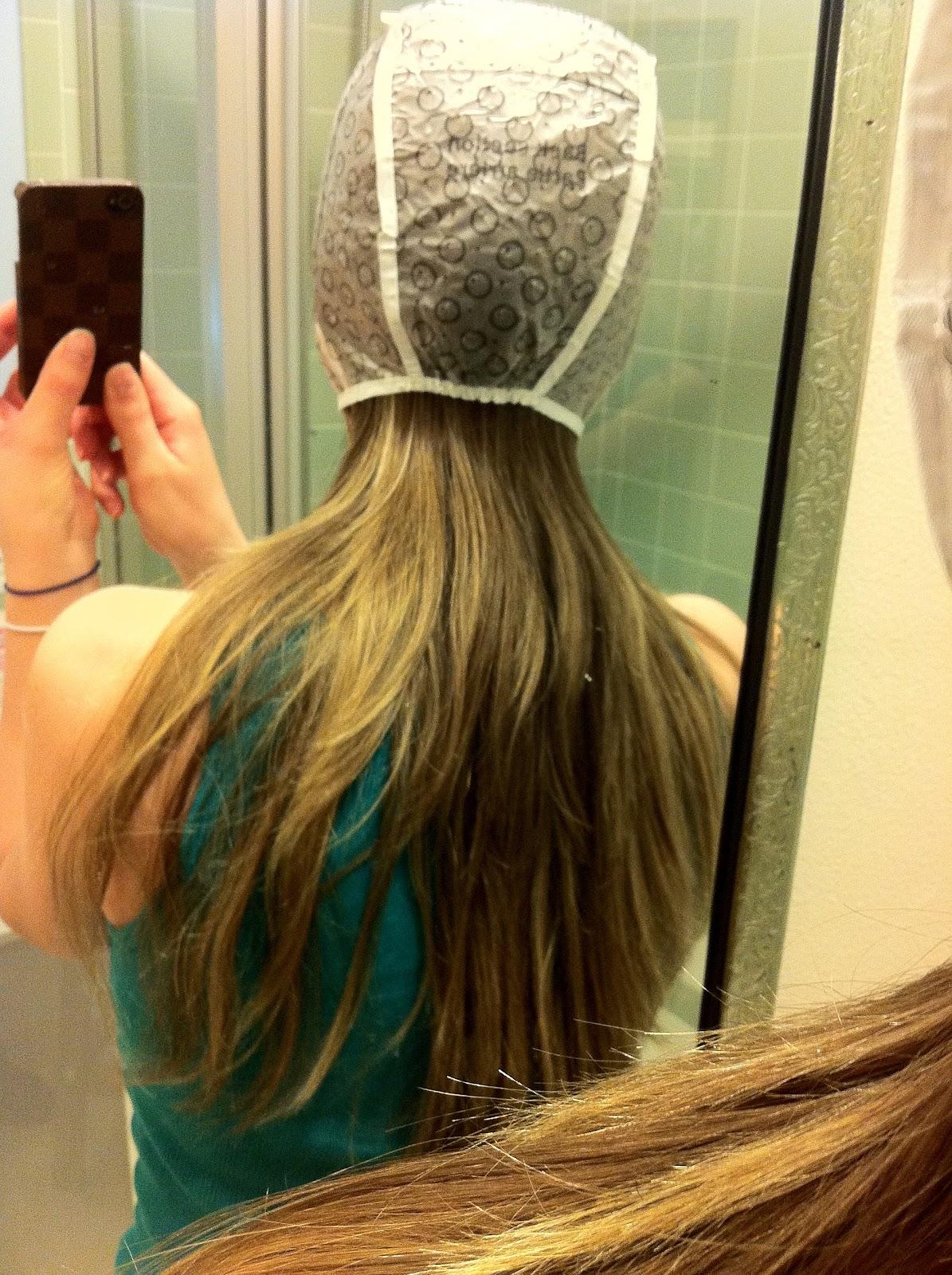 Highlights Haircut Kristen Mee