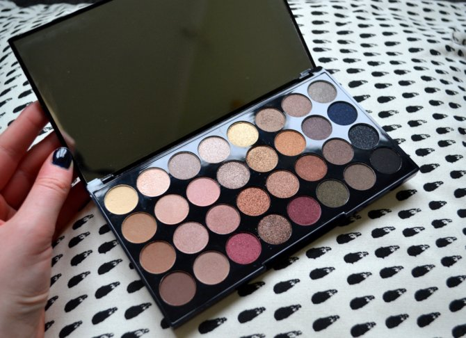 Makeup Revolution Ultra 32 Shade Eyeshadow Palette in Flawless