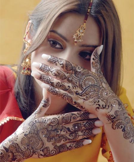 Hand Mehndi Henna Designs