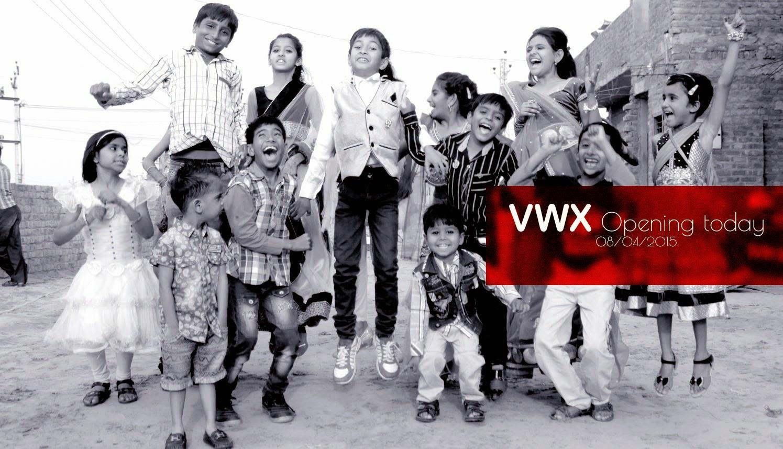 Kids at Vidit World Xcool