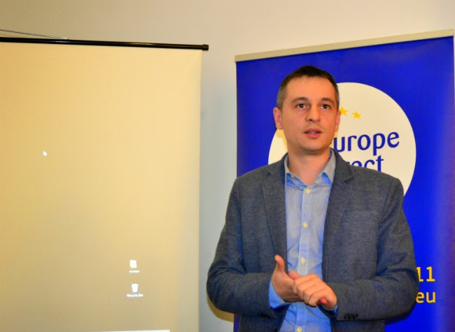 Andrei Boiangiu - presedinte Asociatia Evolve