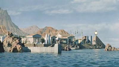 La Atlantis, el continente perdido