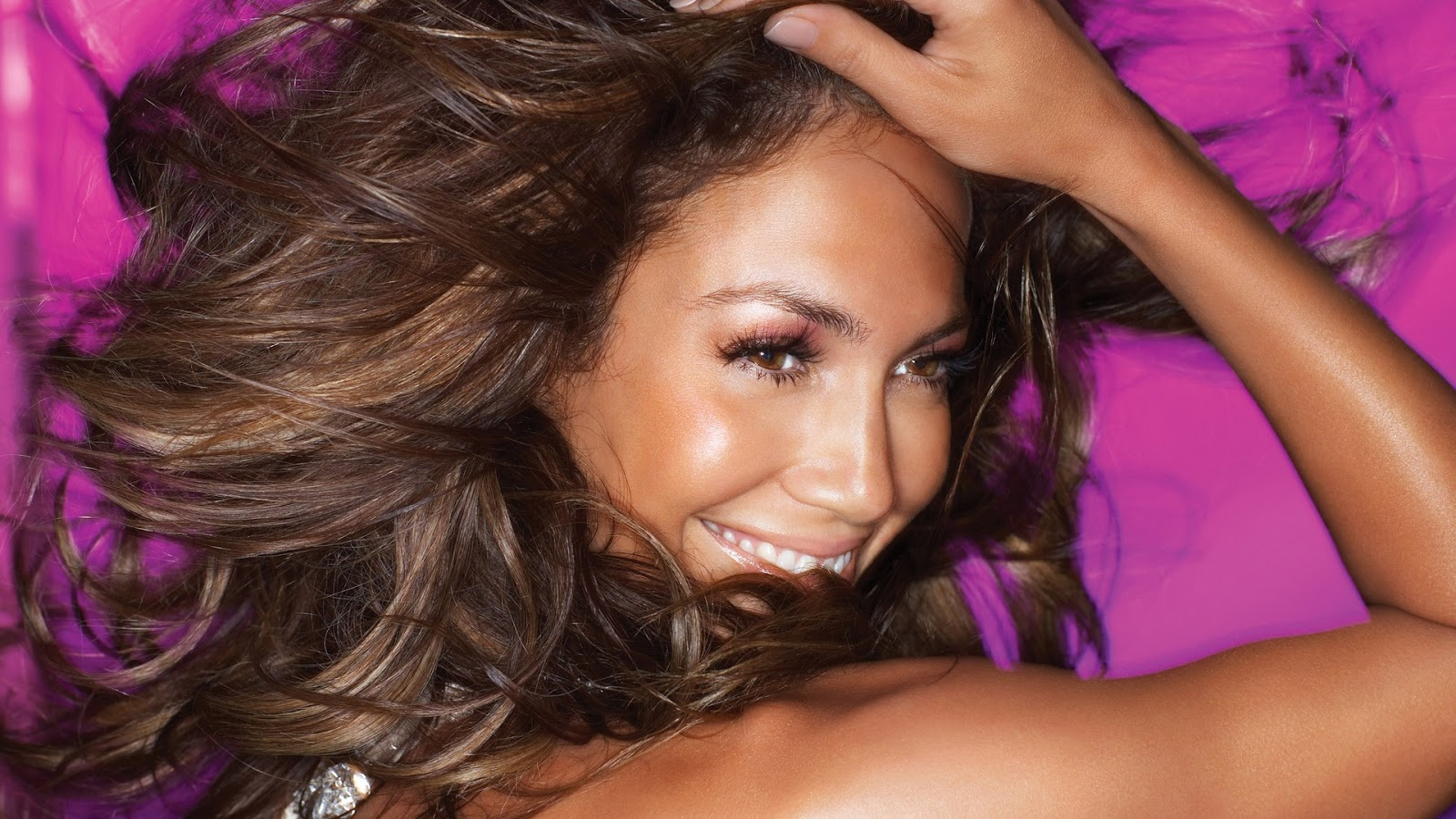 Jennifer Lopez Laughing