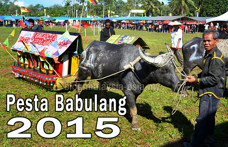 Pesta Babulang 2015 Festival
