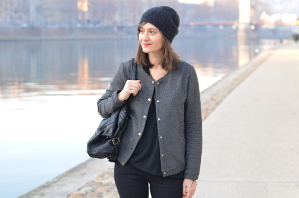Fashion blogger Lyon