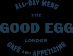 The Good Egg Blog