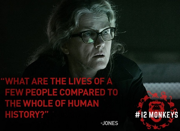 """12 Monkeys"" Season 3 Released In It's Entirety The Weekend Of 5/13/17"