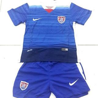 gambar detail gambar photo kamera instagram Jersey Kids US away Nike Official terbaru Copa Amerika 2015 di enkosa sport toko online terpercaya dan terlengkap