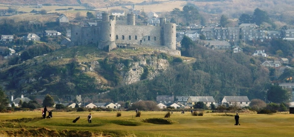Golfing is popular within Snowdonia; there are many excellent golfing courses in the region