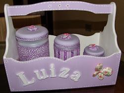 Kit higiene Luiza