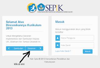Implementasi Kurikulum 2013 tahun pembelajaran 2013/2014 nomor 1