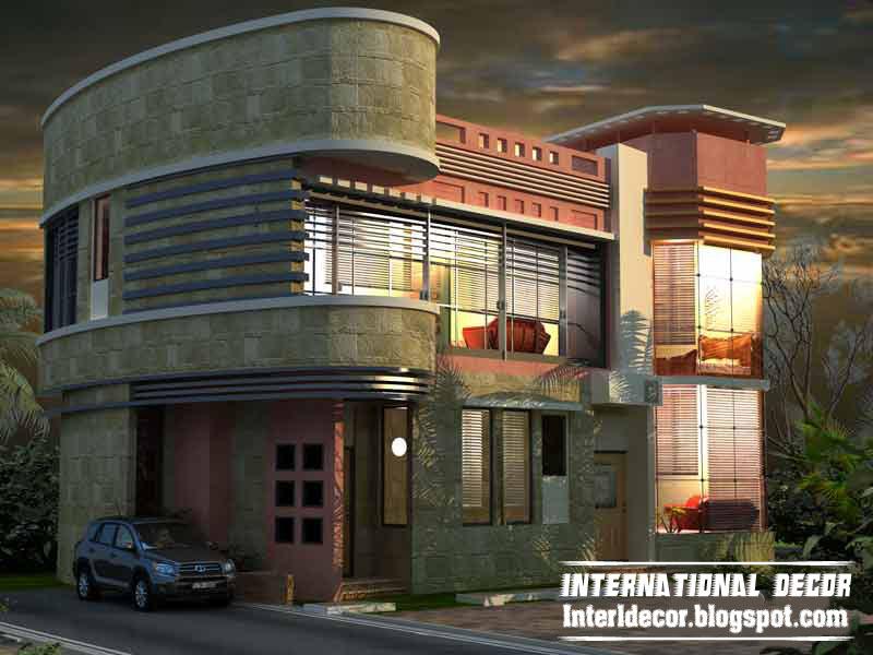 International Villa Designs Ideas Modern Villas Designs
