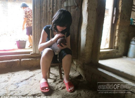 Gossip Lanka, Hiru Gossip, Lanka C News - 12-Year-Old Chinese Girl gives Birth