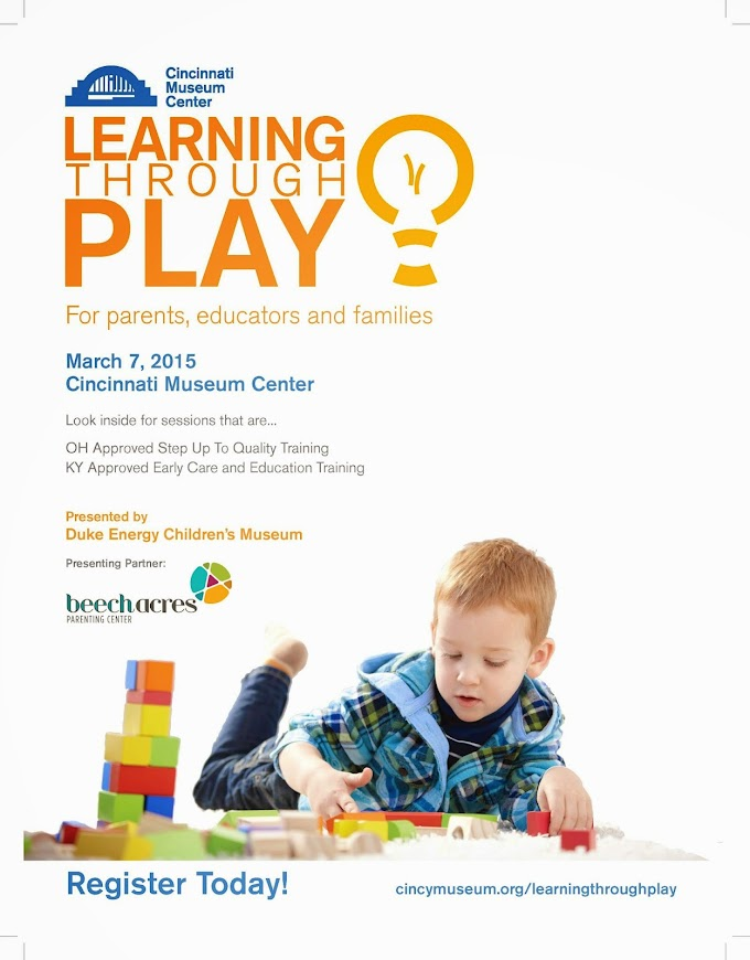 Learning Through Play at the Museum Center
