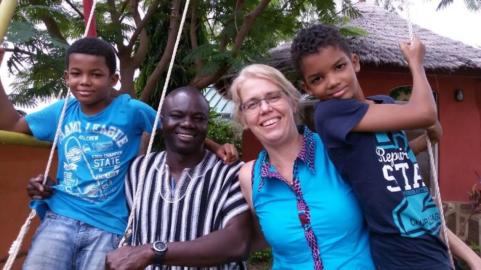 Het gezin Yakubu: Leven en Werk (Noord Ghana)