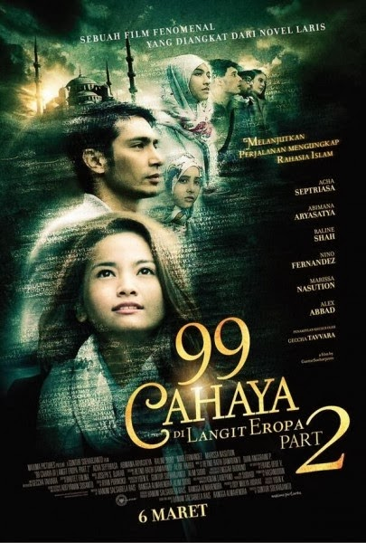 Ganool Download Film 99 Cahaya Di Langit Eropa Part 2 Full Movie
