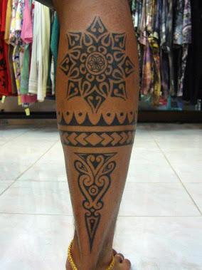 polynesian mandala