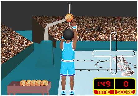 Ball Game : Netblazer