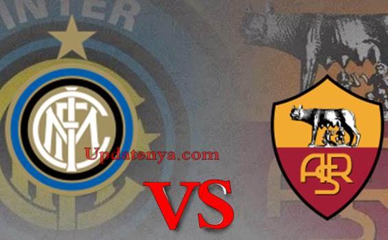 Prediksi Skor: Inter Milan 0 : 0 AS Roma