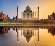 Taj Mahal Heritage