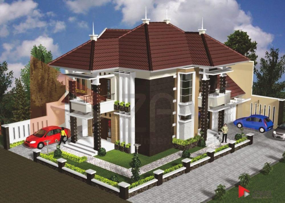 Renovasi Rumah 2 Lantai 2014