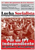 Periódico Lucha Socialista N-31