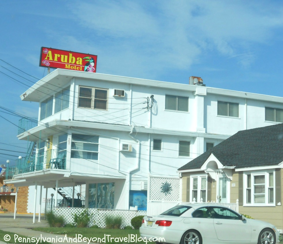 Pennsylvania beyond travel blog 7 great places to stay for Island beach motor lodge seaside park nj