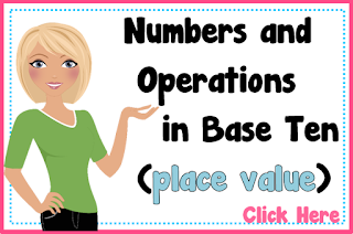 Numbers and Operations in Base Ten Place Value