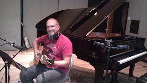 Recording Session in Nashville