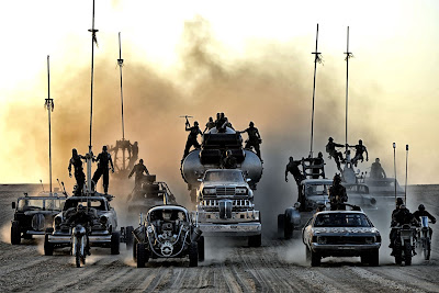 Mad Max War Rigs