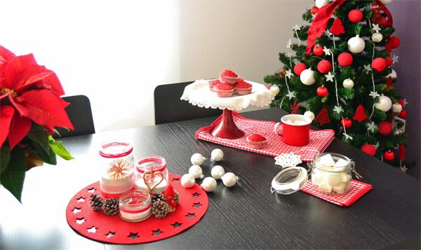 La chica de la casa de caramelo nuestra decoraci n navide a for Decoracion de casas hechas a mano