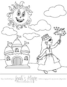 Free Princess Coloring Page Download