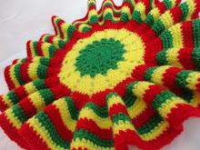 Rastafarian Doily