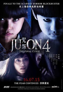 Ju-on The Final Curse (2015) BluRay Subtitle Indonesia