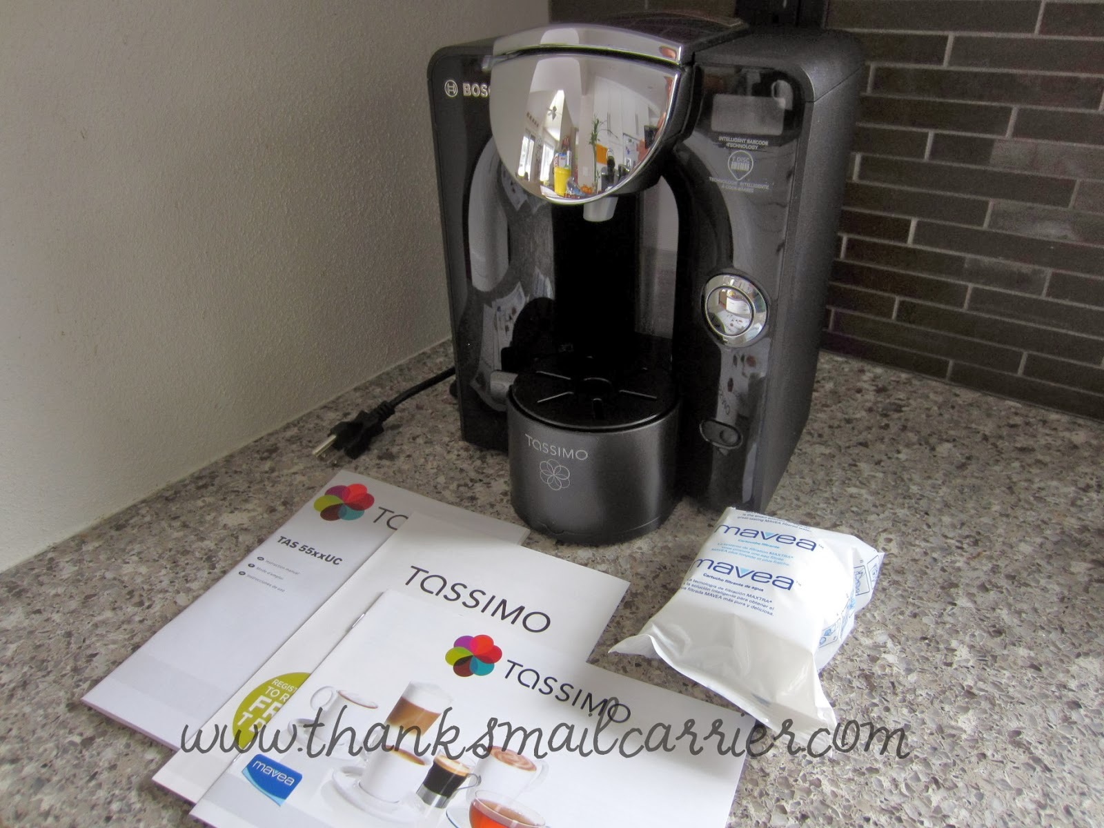 Tassimo T55 review