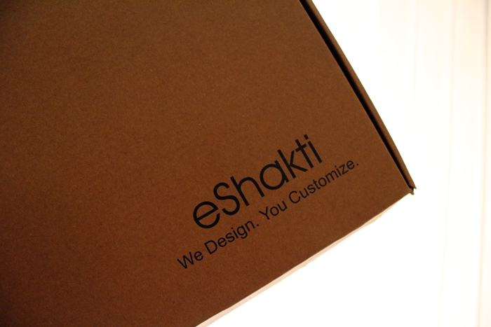 eShakti custom dress