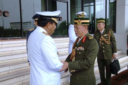 TNI dan ABDB Lanjutkan Kerjasama Militer