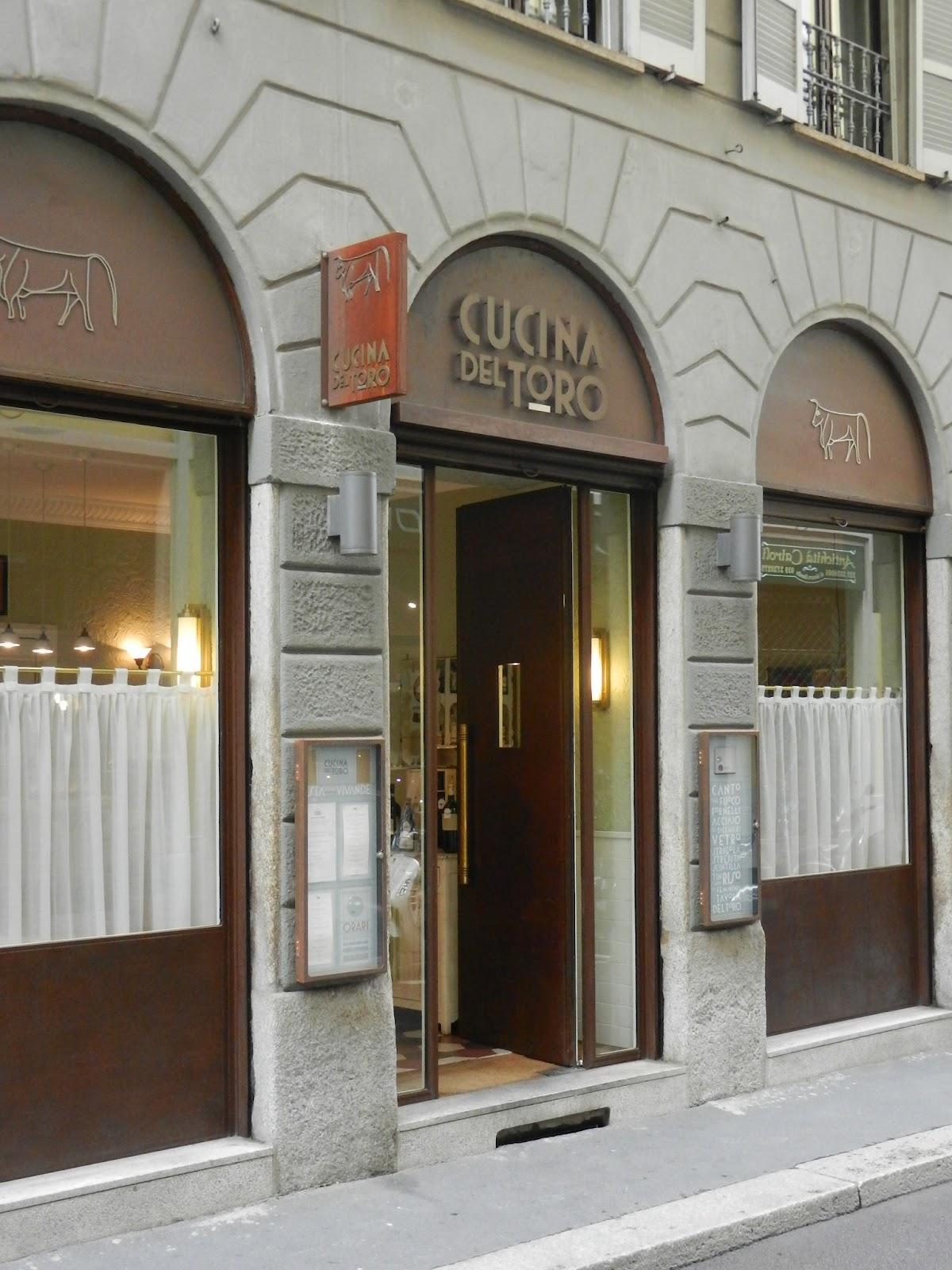 La cinta milanese: cucina del toro di milano