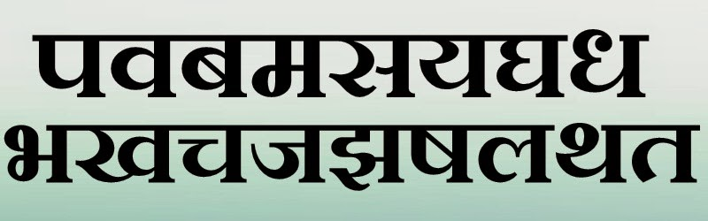 DV_ME_Shree0712 Hindi Font