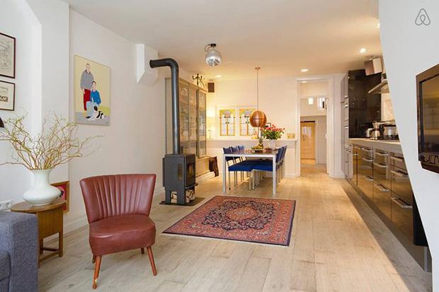 Ida interior lifestyle 5 amsterdam airbnb for Appartamenti amsterdam jordaan