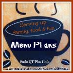 monday menu planning