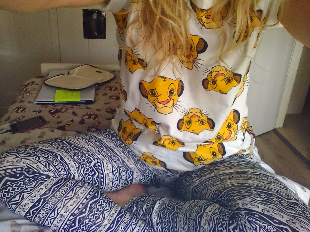 Primark Lion King Pyjamas